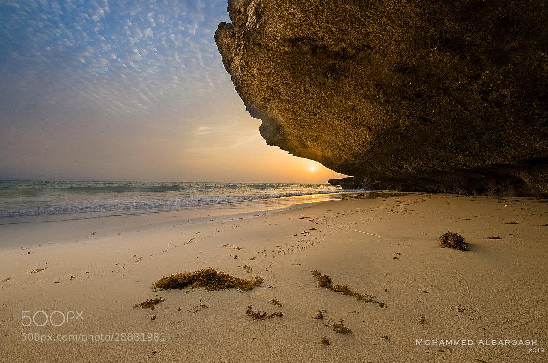 Photograph Beach janaabah by mohammed albargash on 500px