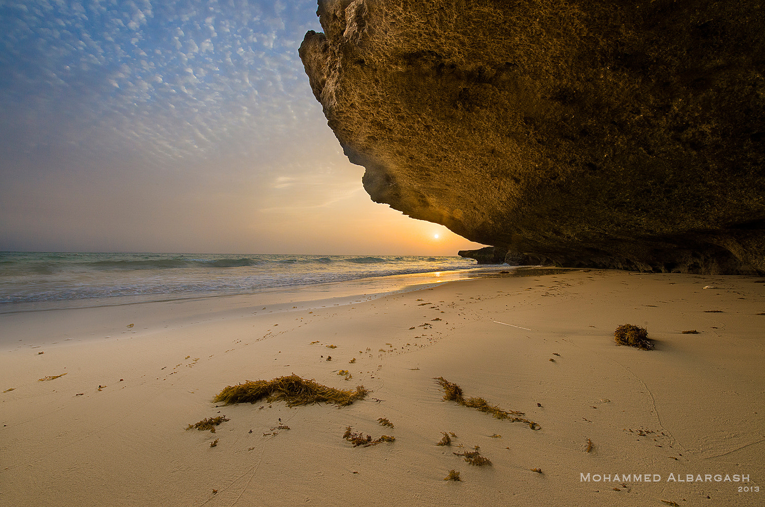 Photograph Beach janaabah by mohammed albargash on 500px