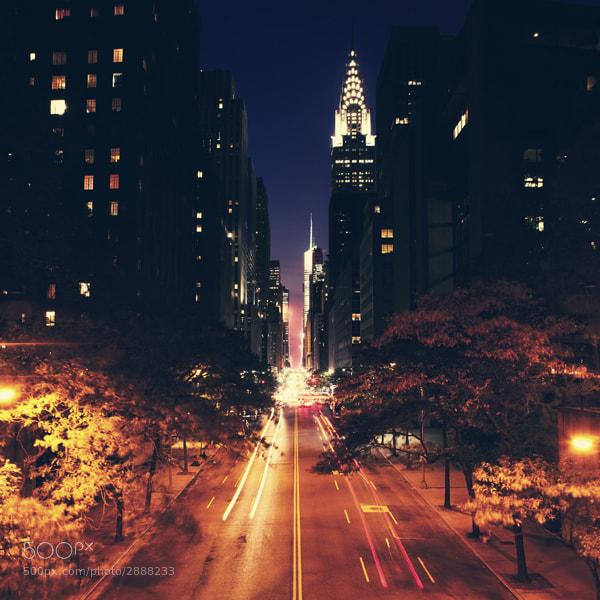 Photograph New York: 42nd Street. by Oleg Podzorov on 500px