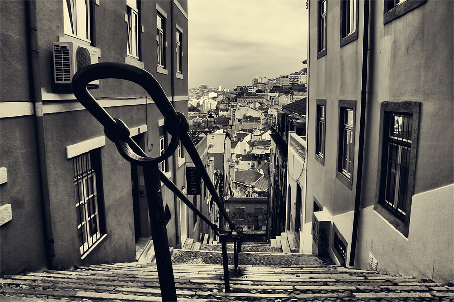 Photograph traditional lisbon by Hegel Jorge on 500px