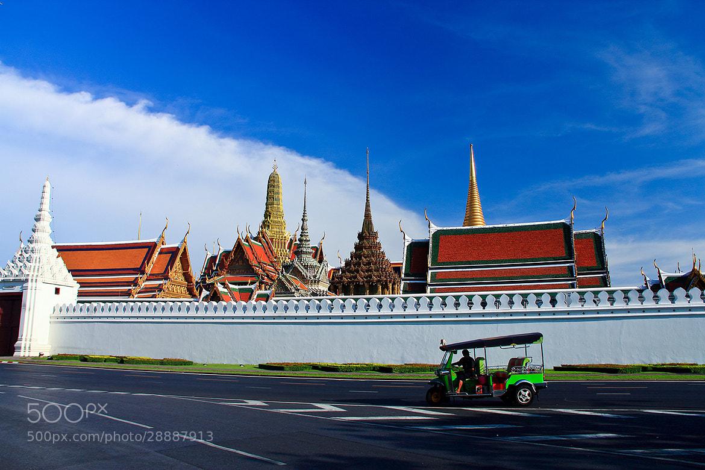 Photograph Bangkok, Thailand by ทิวทิวา ภูตะวัน on 500px