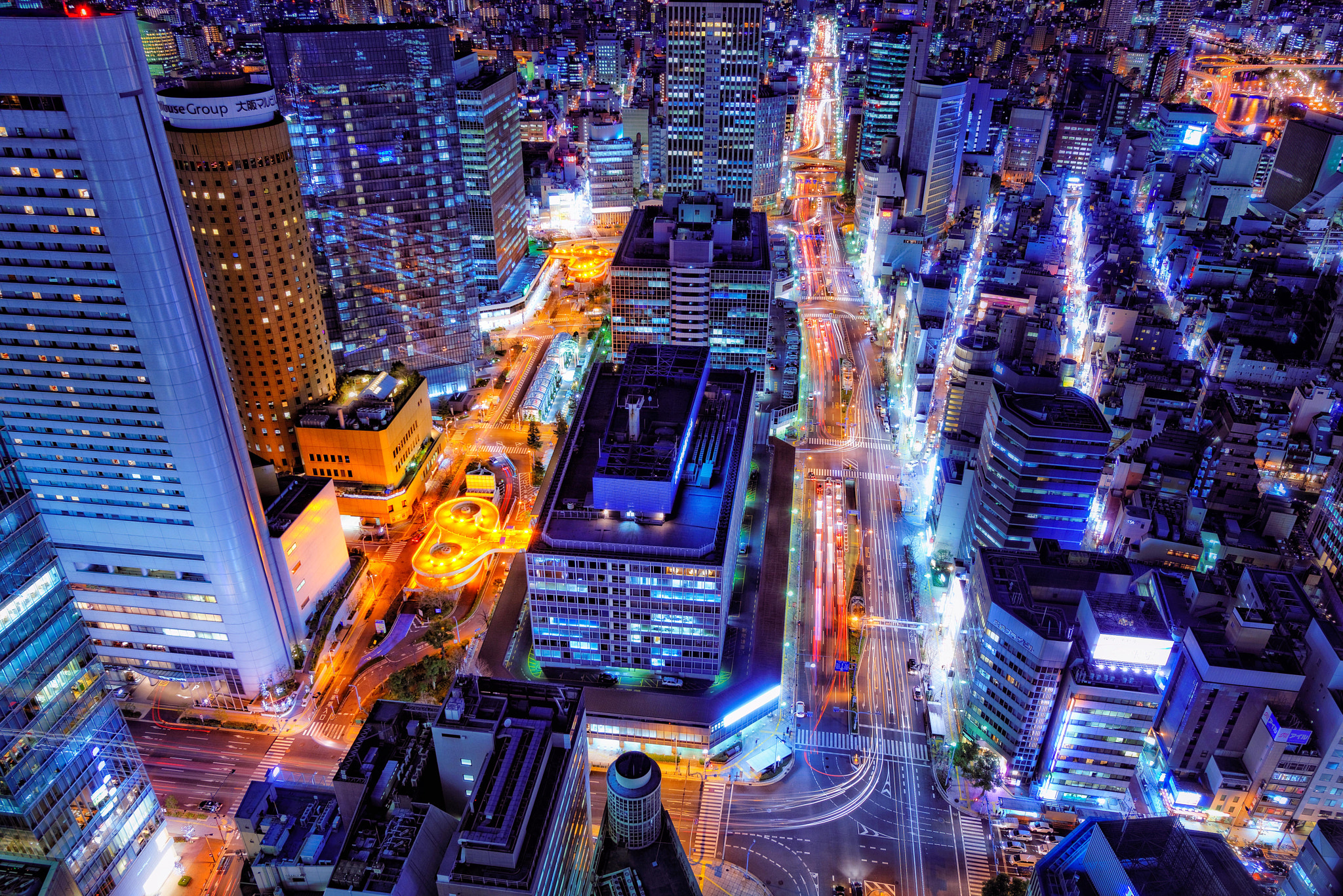 Photograph Saturated City by Yoshihiko Wada on 500px