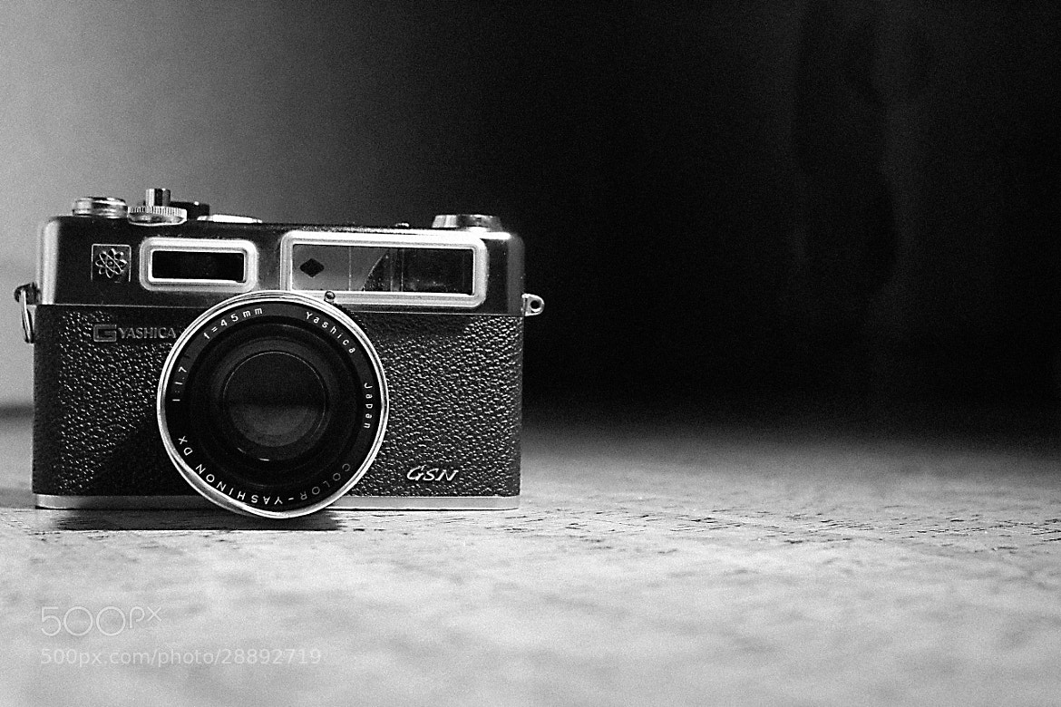 Photograph yashica electro 35 by K@mané . on 500px