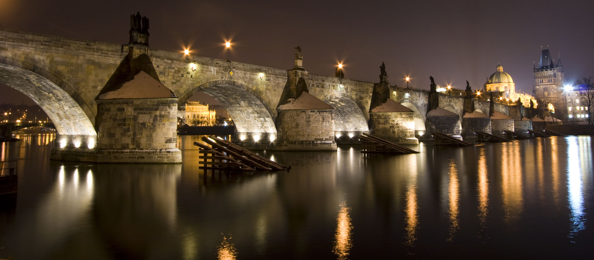 Photograph Charles Bridge Prague by Shannon Ley on 500px