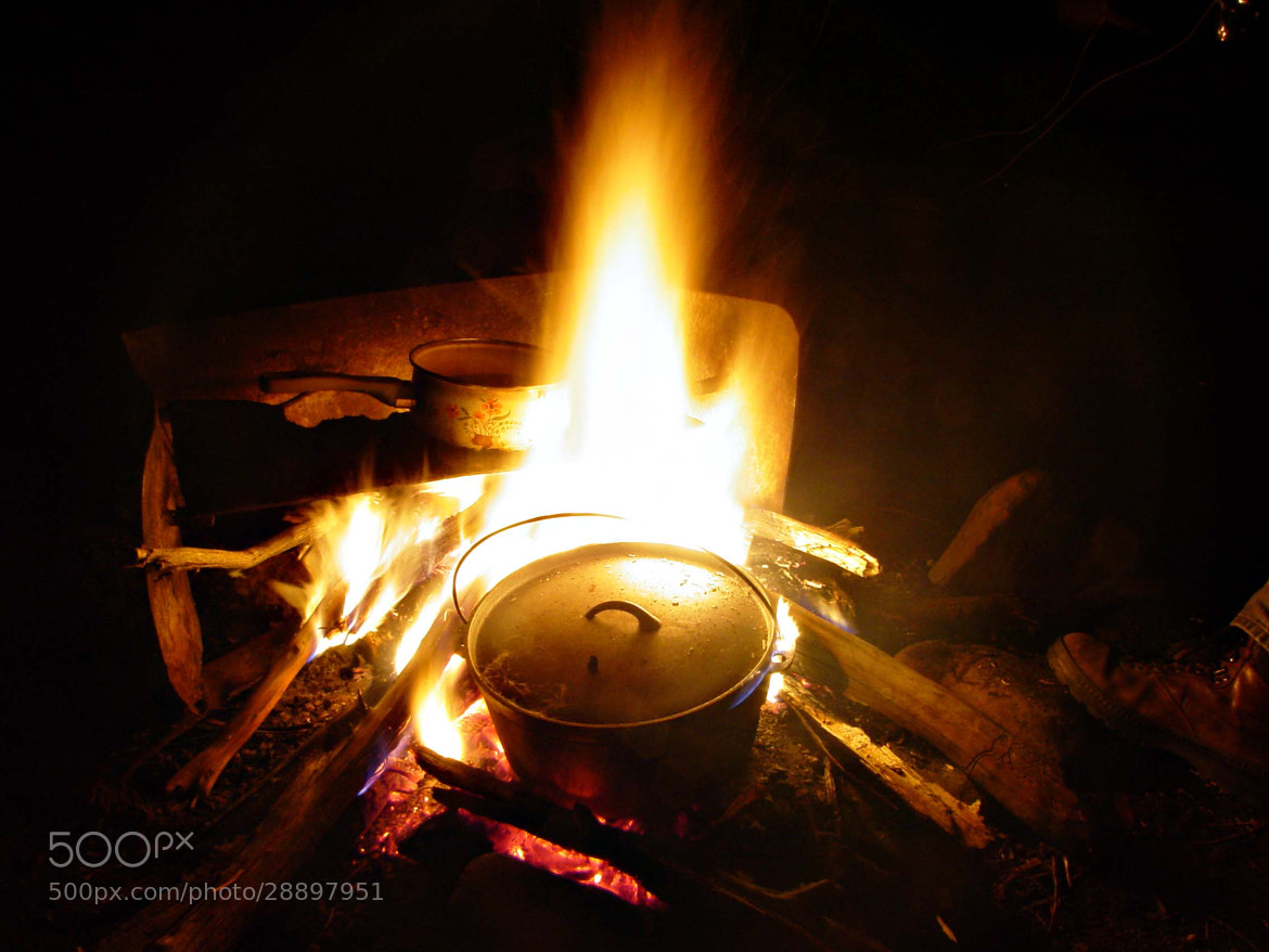 Photograph Camp roast by Shannon Ley on 500px