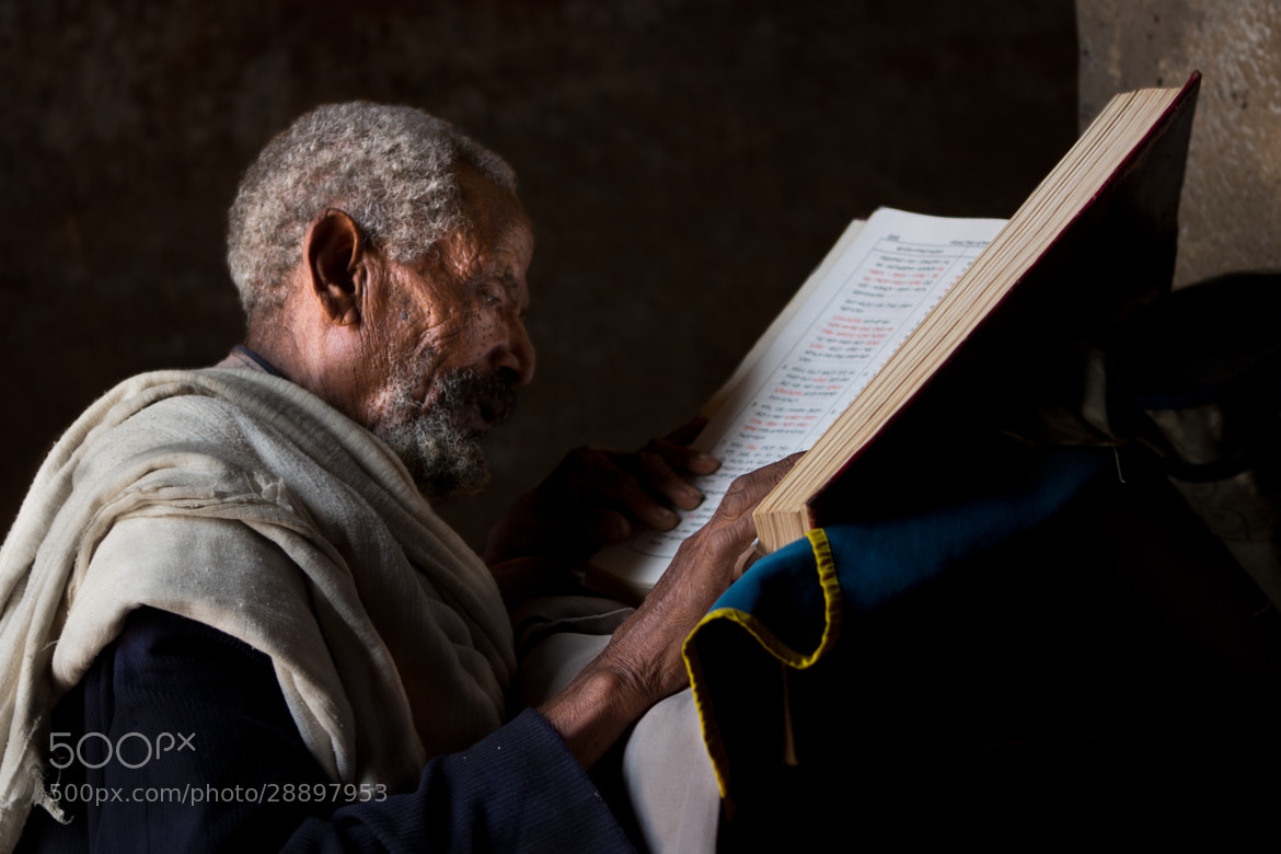 Photograph Ethiopian man by Shannon Ley on 500px