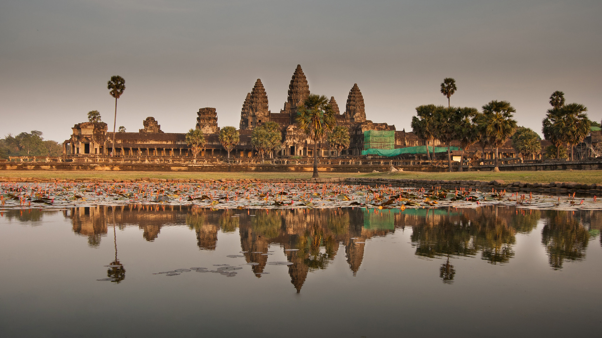 Photograph Angkor Wat by Shannon Ley on 500px