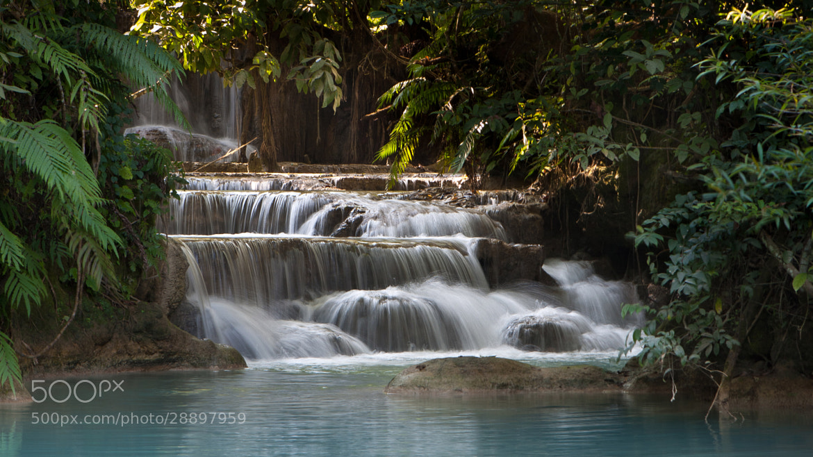 Photograph Waterfall by Shannon Ley on 500px