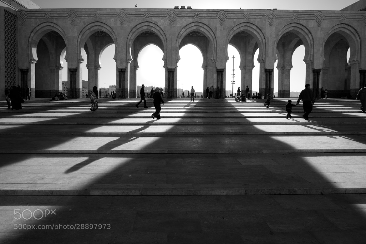 Photograph Hassan II Mosque by Shannon Ley on 500px