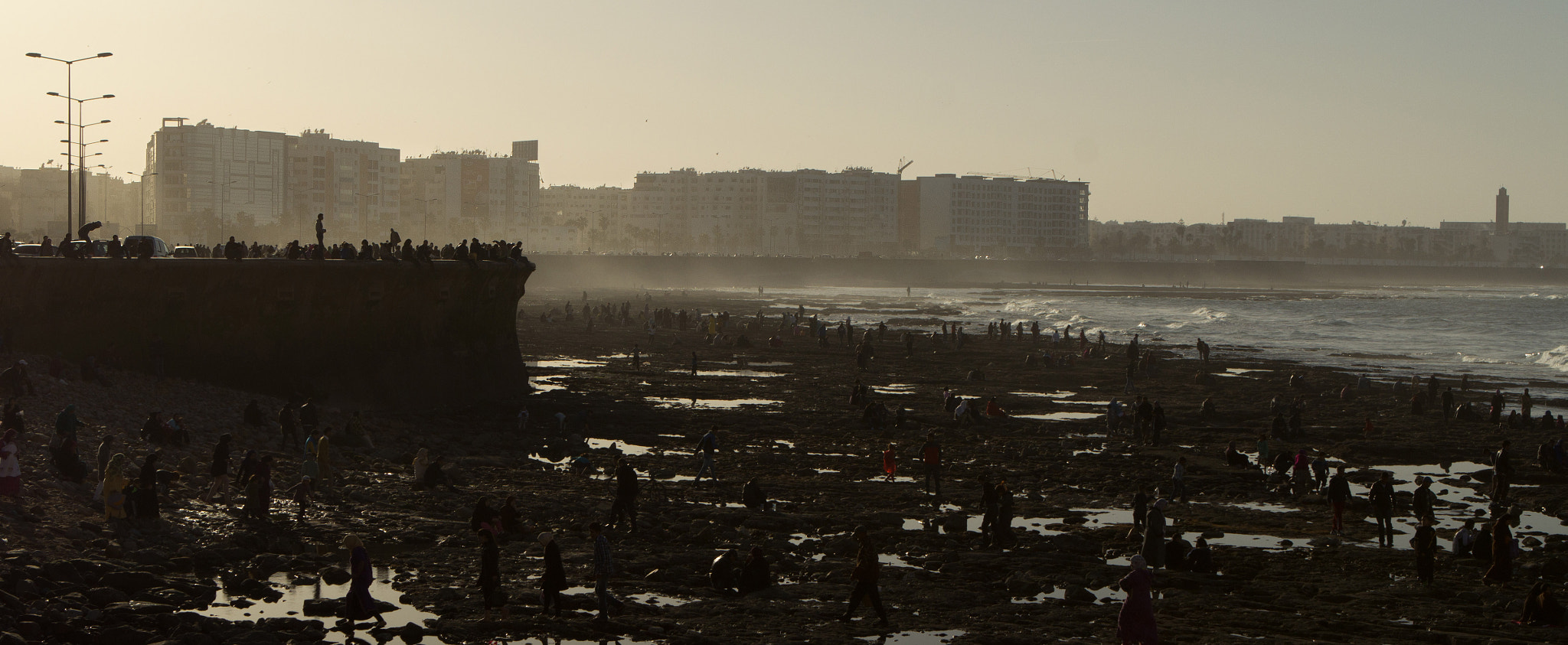 Photograph Casablanca foreshore by Shannon Ley on 500px