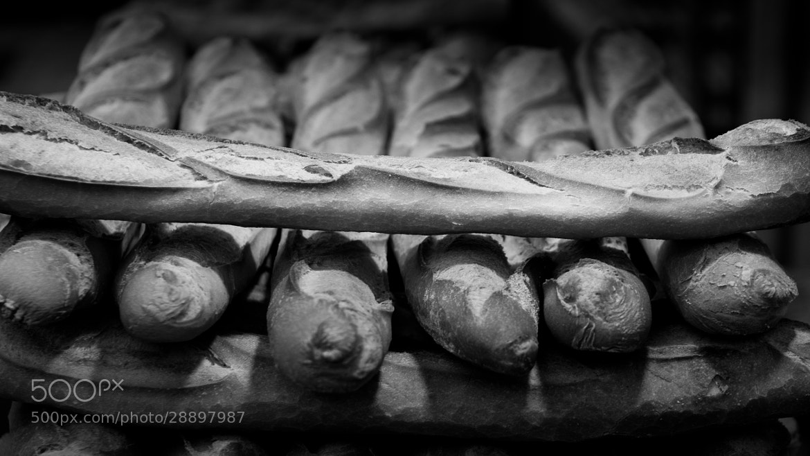 Photograph Baguettes by Shannon Ley on 500px