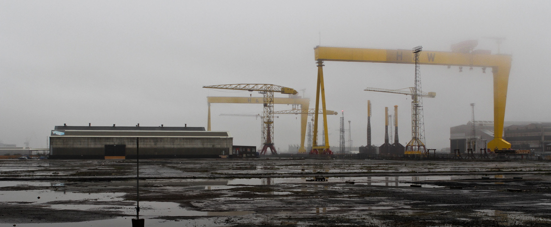 Photograph Harland and Wolff Belfast by Shannon Ley on 500px