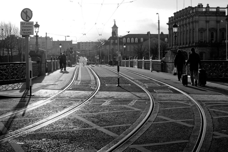 Photograph Dublin street life by Shannon Ley on 500px