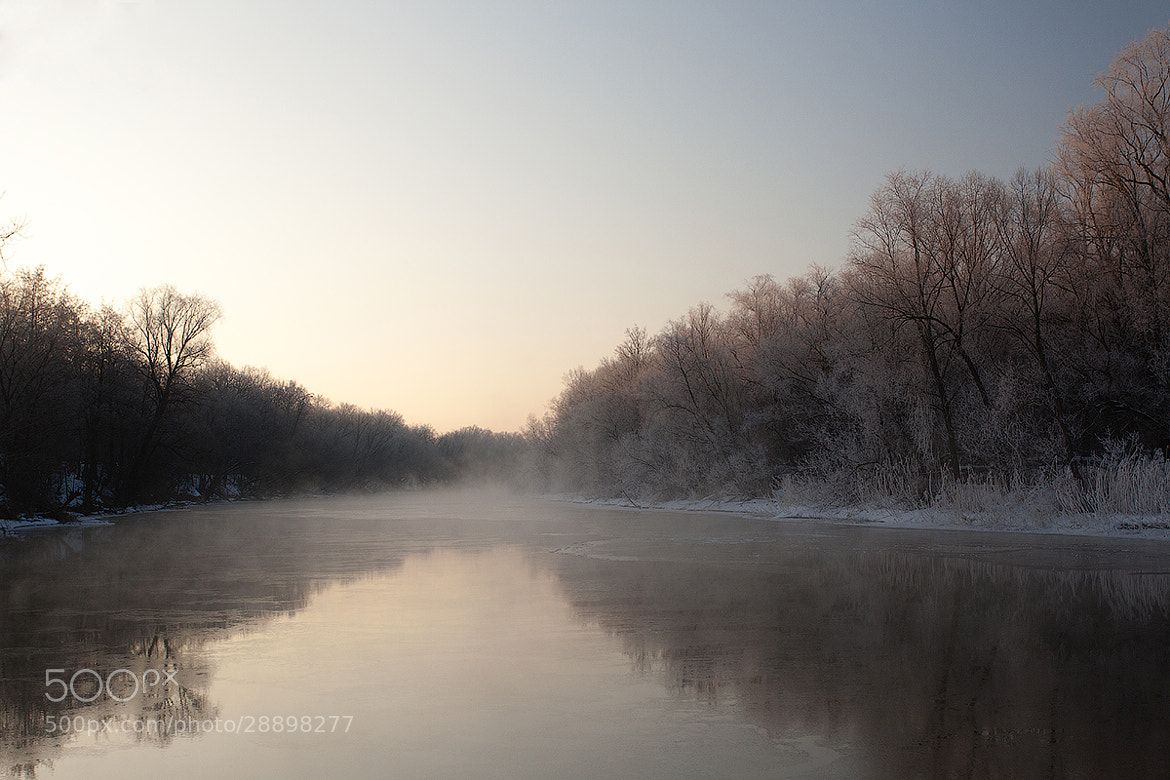 Photograph Smoke On the Water by Denis Belyaev on 500px