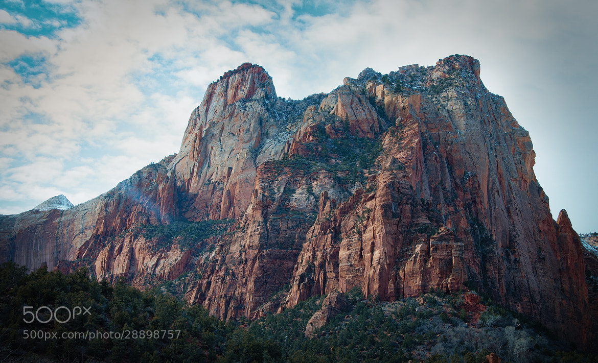 Photograph The Zion Chronicles: Mountain View by Phil  Pippo on 500px