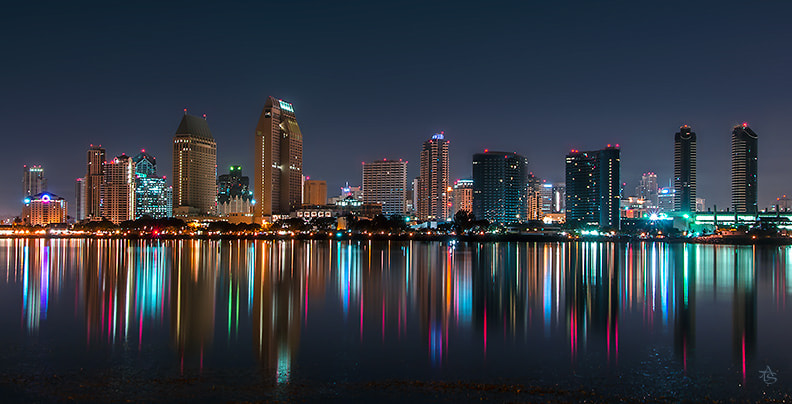 Photograph San Diego . by ATS TRAN on 500px