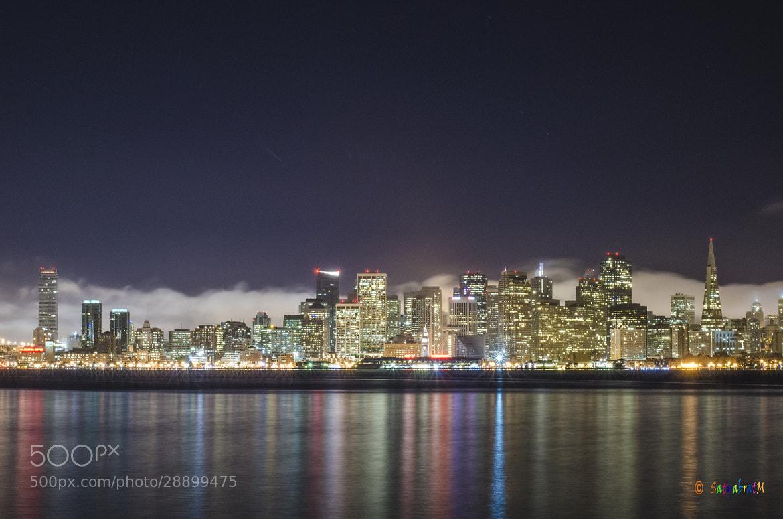 Photograph San Francisco Sky Line. by Satya M on 500px