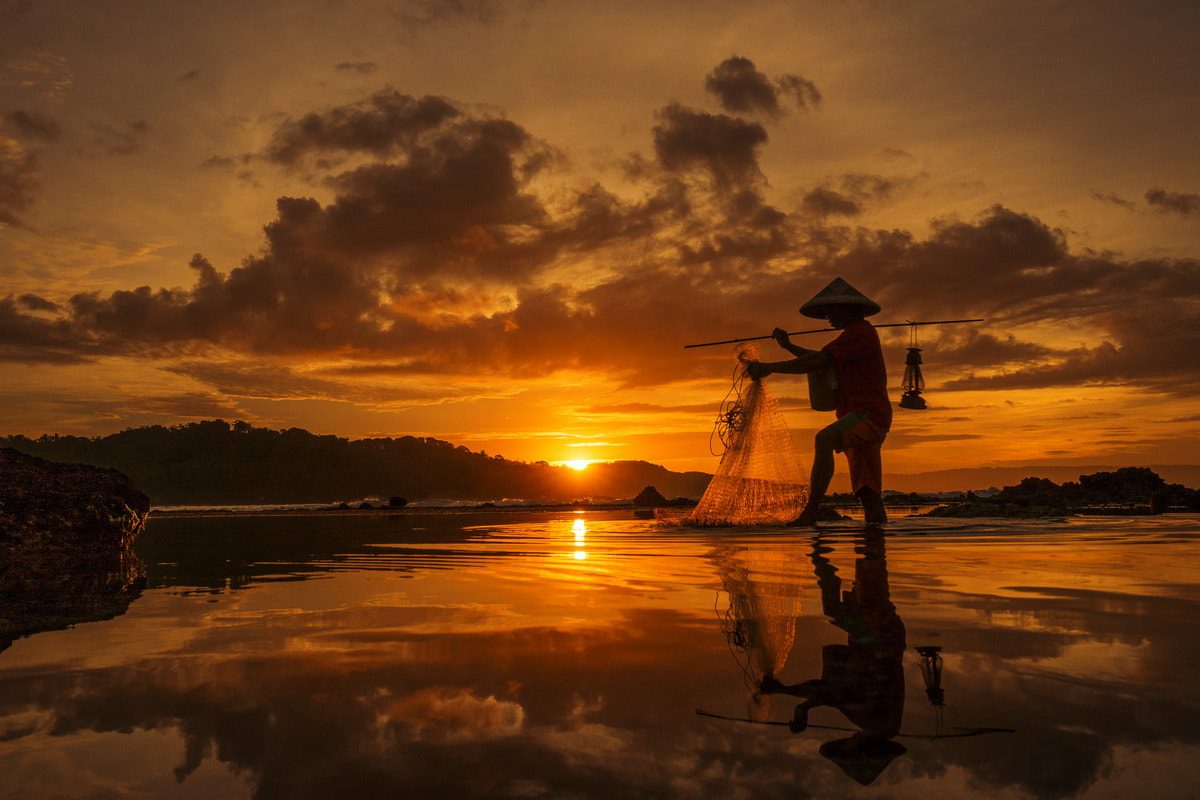 Photograph The Fisherman by SIJANTO NATURE on 500px