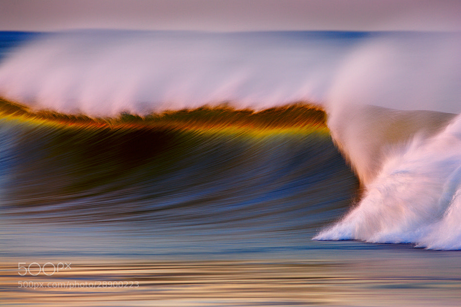 Photograph C6J2648 Rainbow Wave by David Orias on 500px