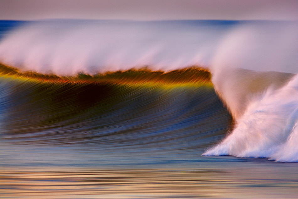 Photograph C6J2648 Rainbow Wave by David Orias on 500px