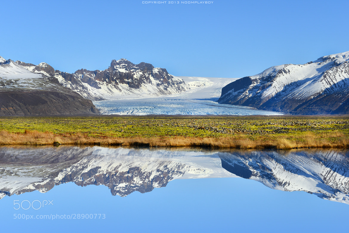 Photograph Nature Mirror : South of Iceland by noomplayboy  on 500px