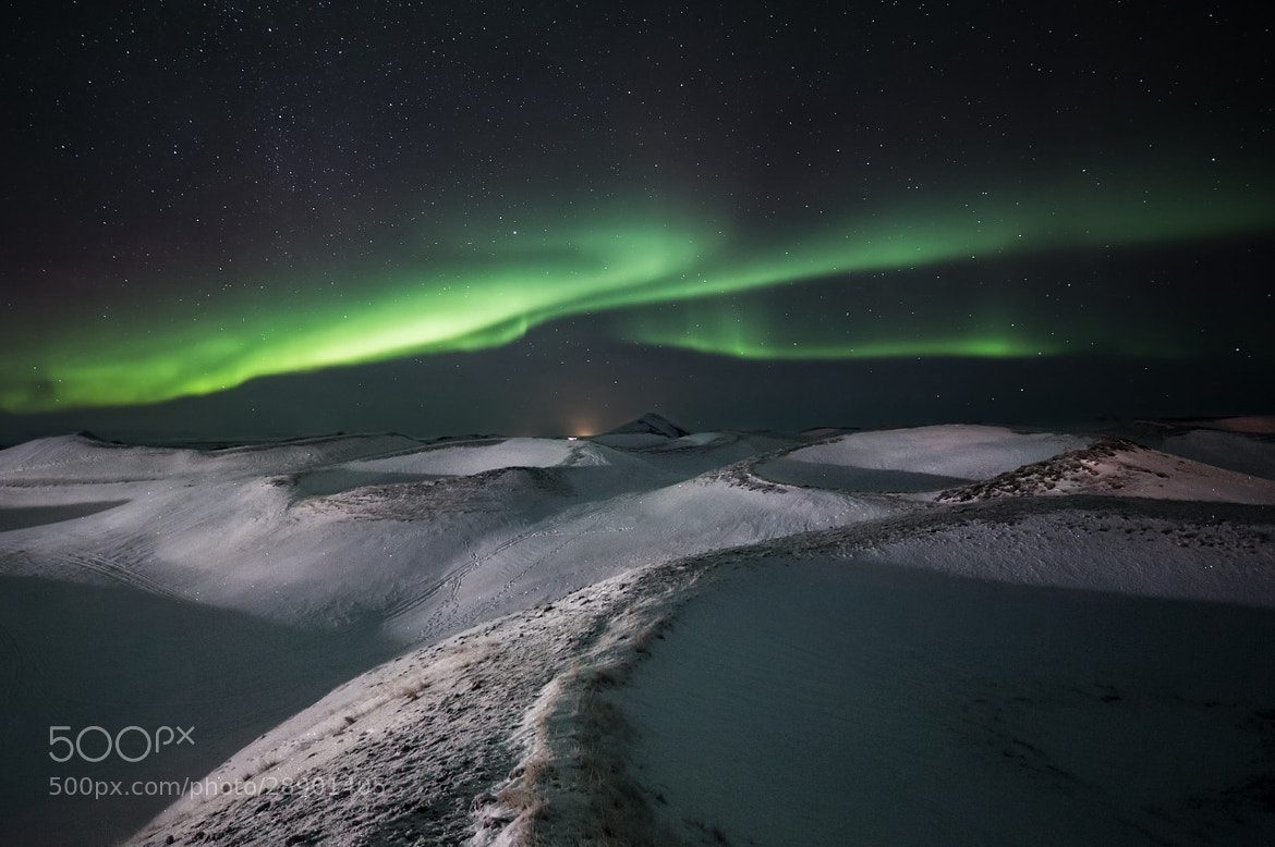 Photograph Lunar Aurora by Philip Eaglesfield on 500px