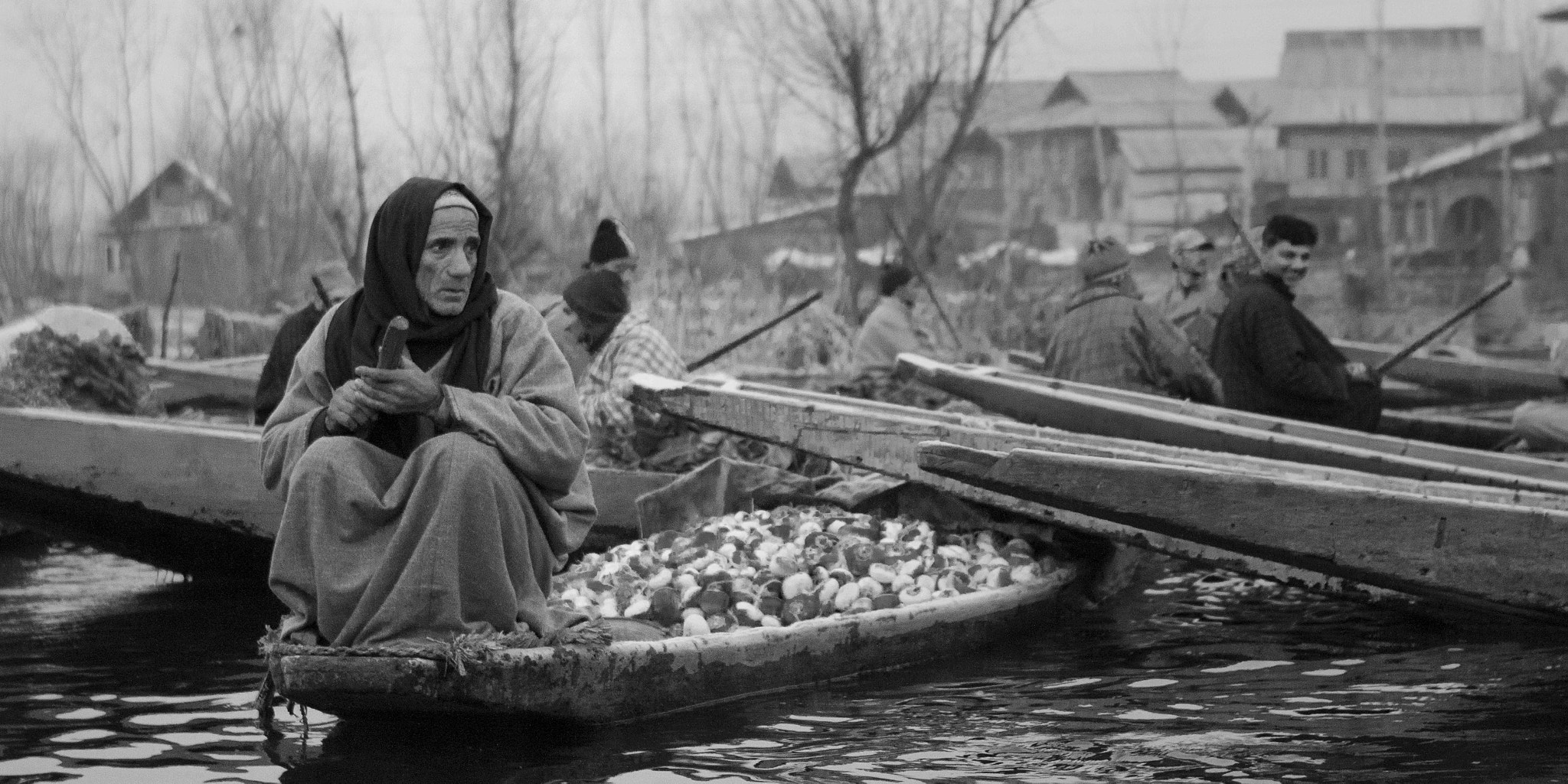 Photograph Floating markets Srinagar by Shannon Ley on 500px