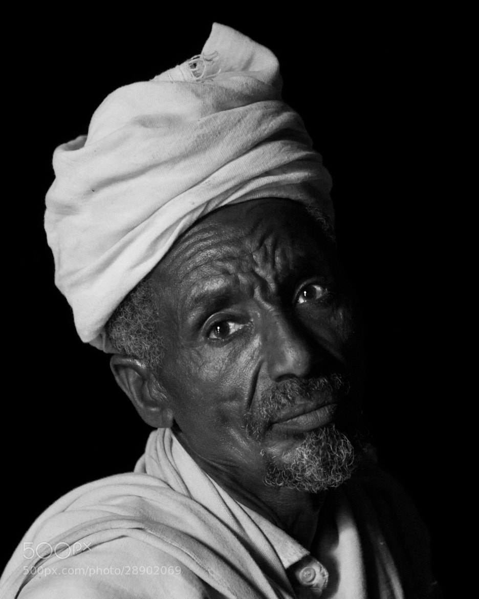 Photograph Ethiopian Priest by Shannon Ley on 500px