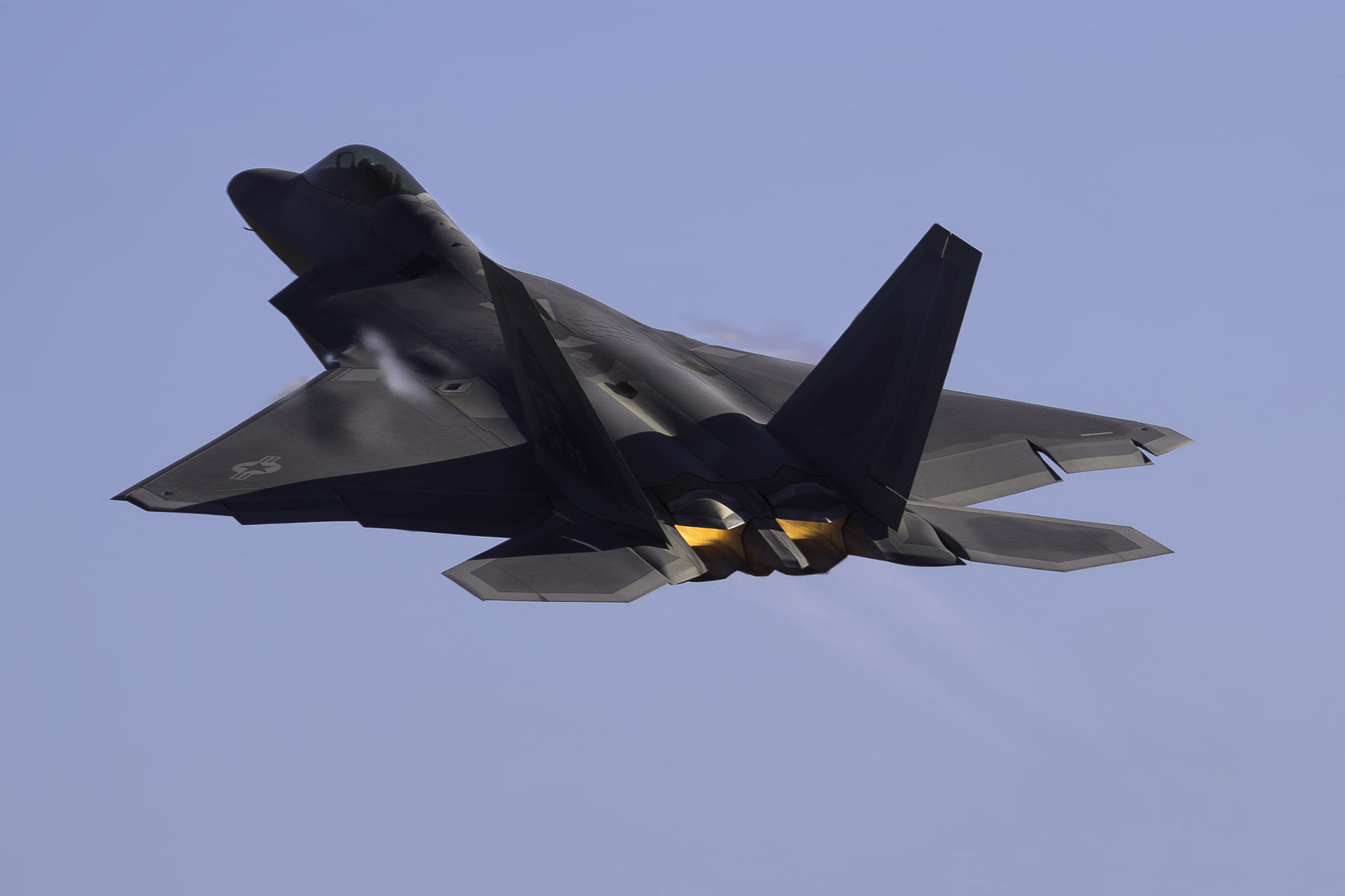 Photograph F22 Raptor by Shannon Ley on 500px