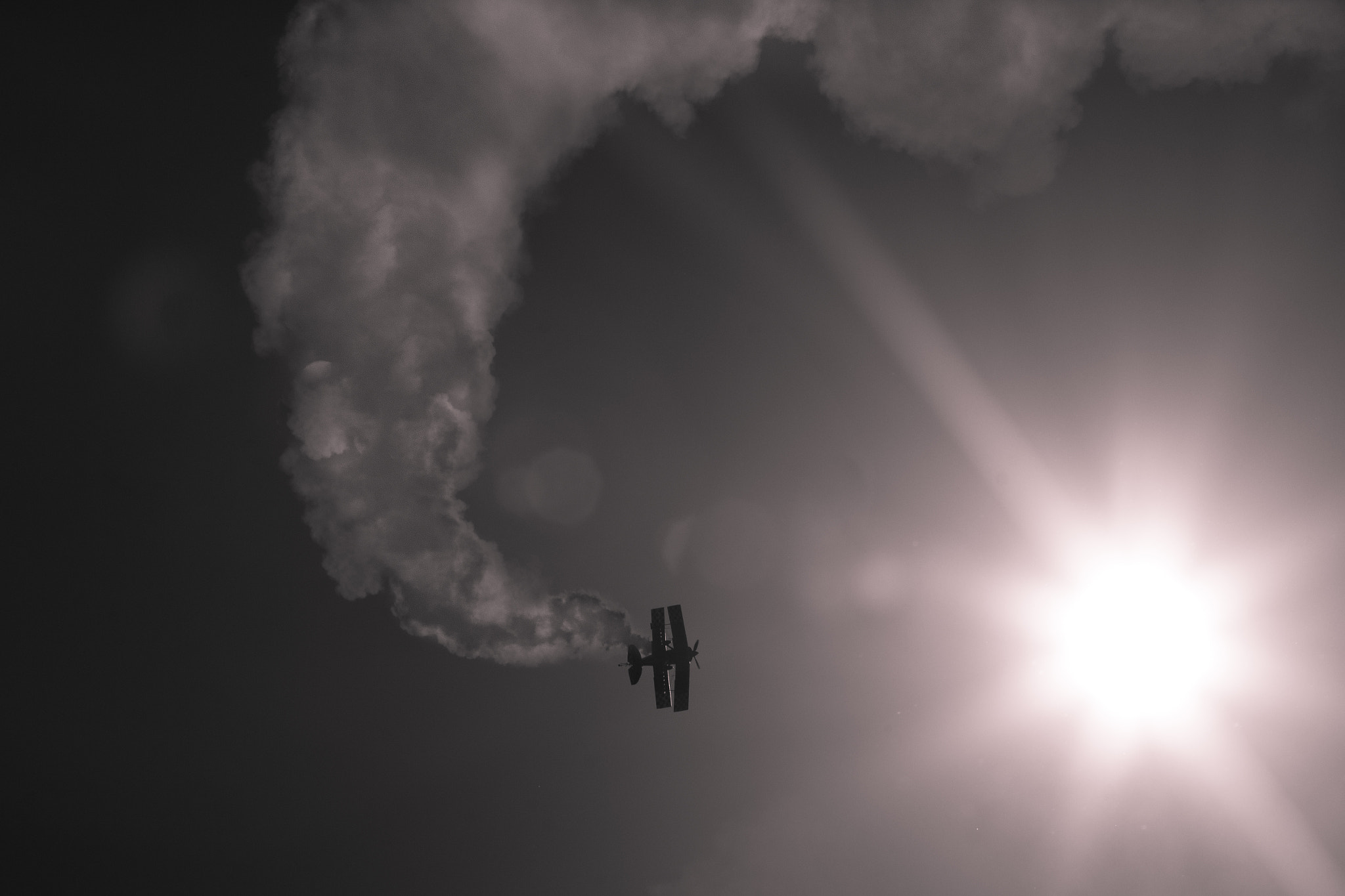 Photograph Aerobatics by Shannon Ley on 500px