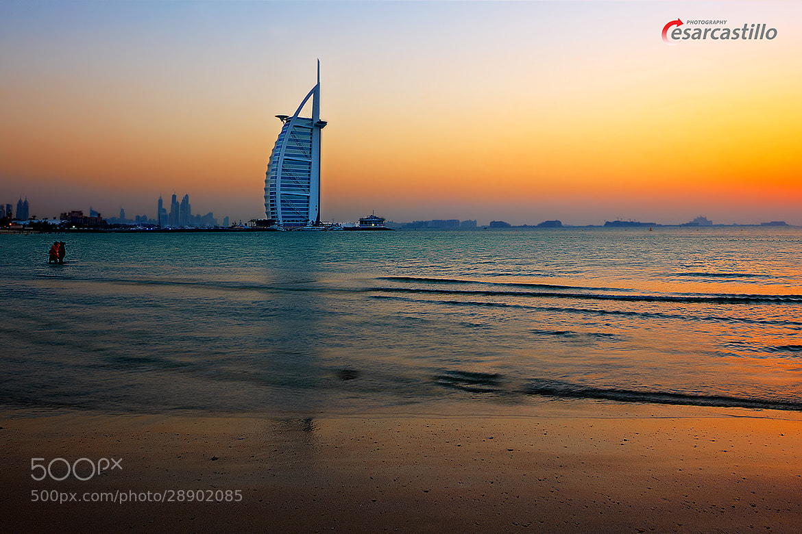 Photograph Burj Al Arab - Dubai by Cesar Castillo on 500px