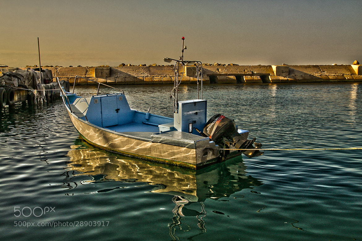 Photograph Port of Jaffa by  Michal De-porto on 500px