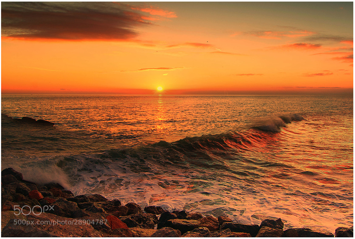 Photograph Waves by Stefano Crea on 500px