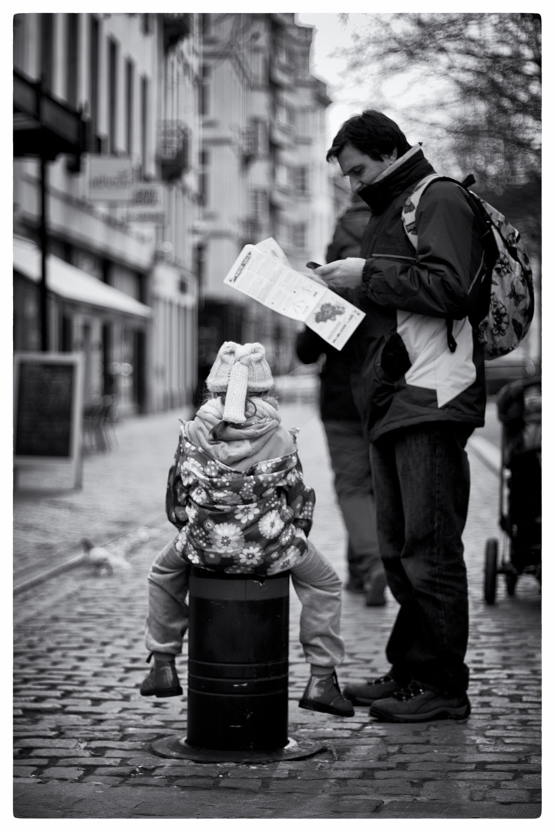 Photograph Dad is lost by Olivier Janvier on 500px