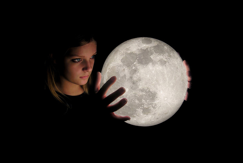 Photograph The Moon is Mine by Stephan Jansson on 500px