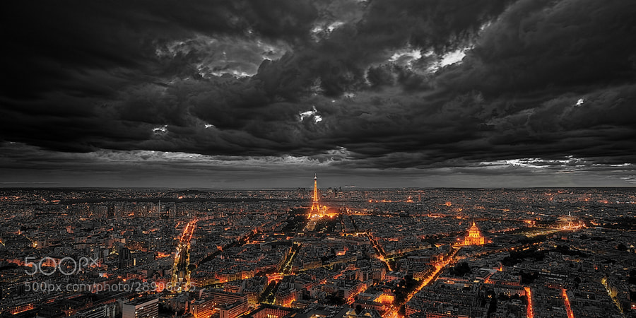 Photograph Paris by Magnus Larsson on 500px