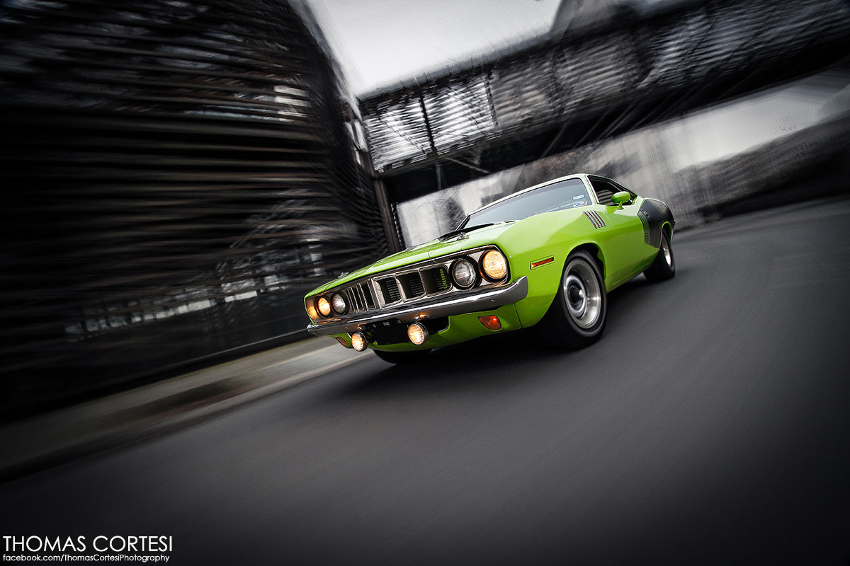 Photograph Plymouth 'Cuda 440 by Thomas Cortesi on 500px