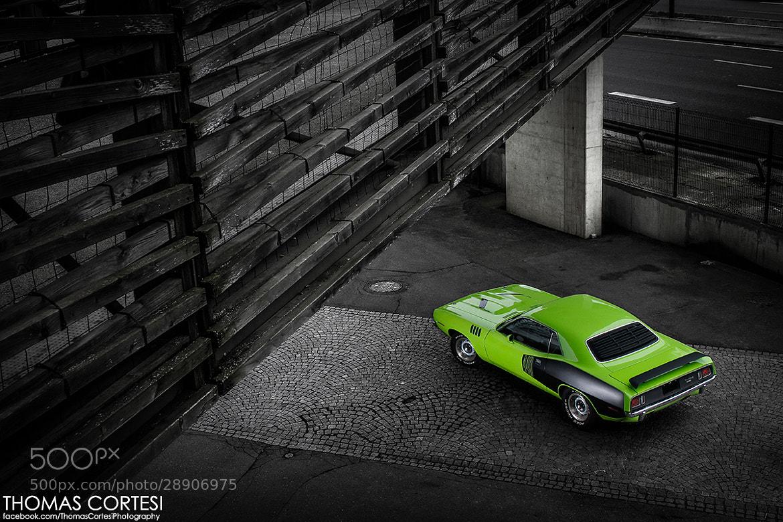 Photograph Plymouth 'Cuda 440 by Thomas Cortesi on 500px