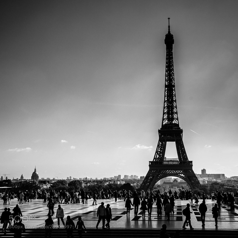 Photograph Paris by Arild Aarnes on 500px