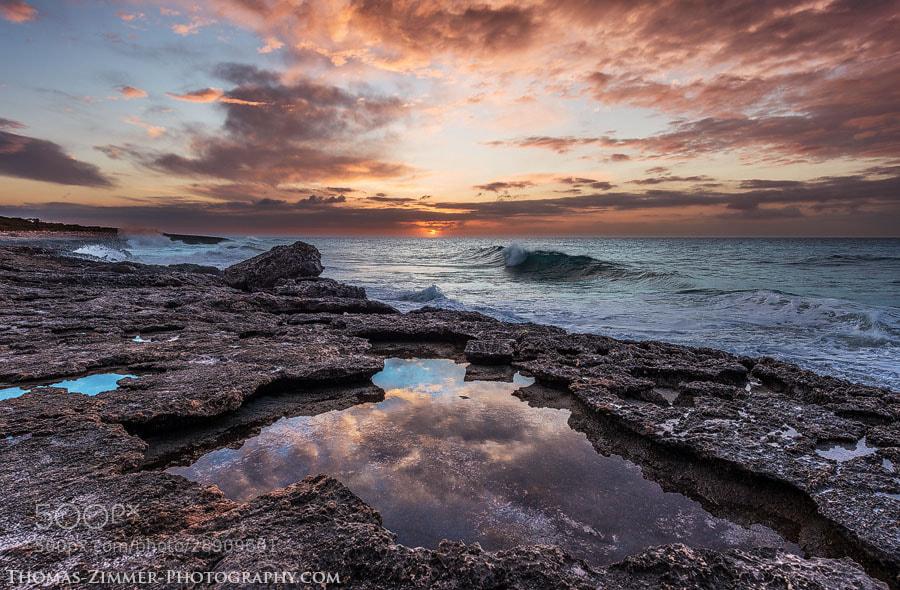 Photograph Mallorca Sunrise I by Thomas Zimmer on 500px