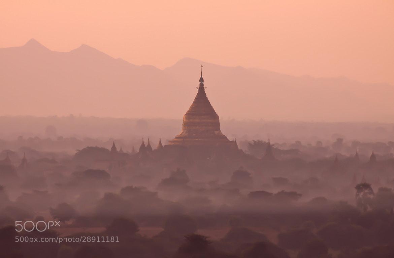 Photograph Bagan, Myanmar by ทิวทิวา ภูตะวัน on 500px