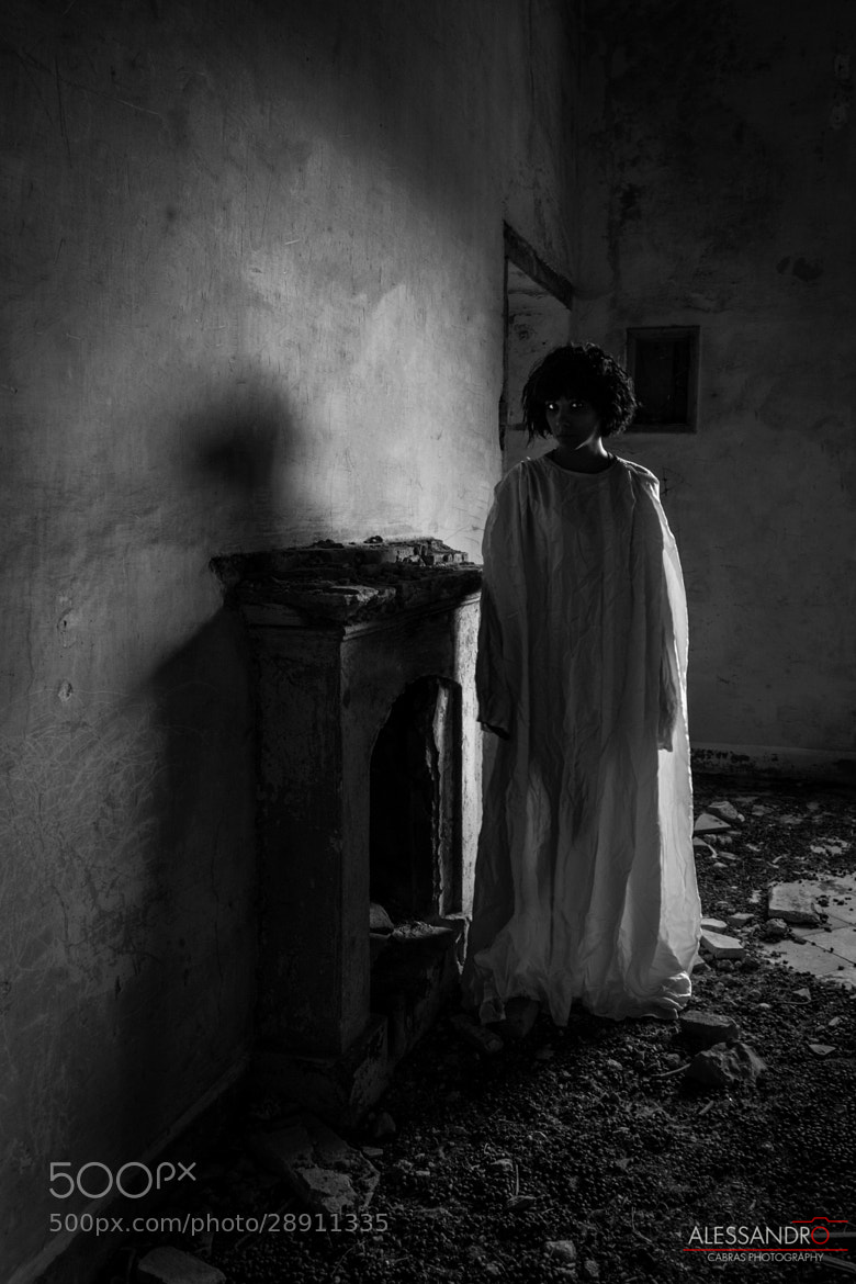 Photograph Ghost by Alessandro Cabras on 500px