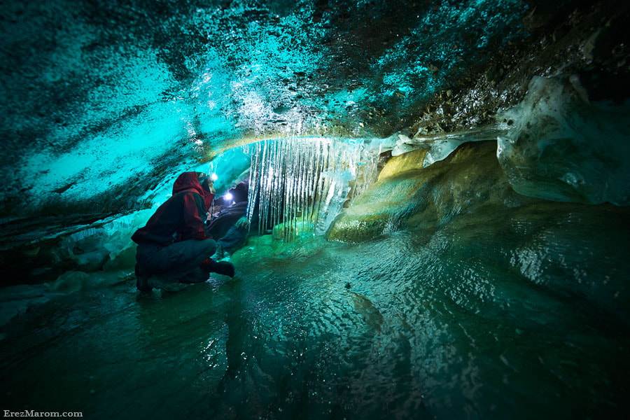 Photograph Journey to the Center of the Earth by Erez Marom on 500px