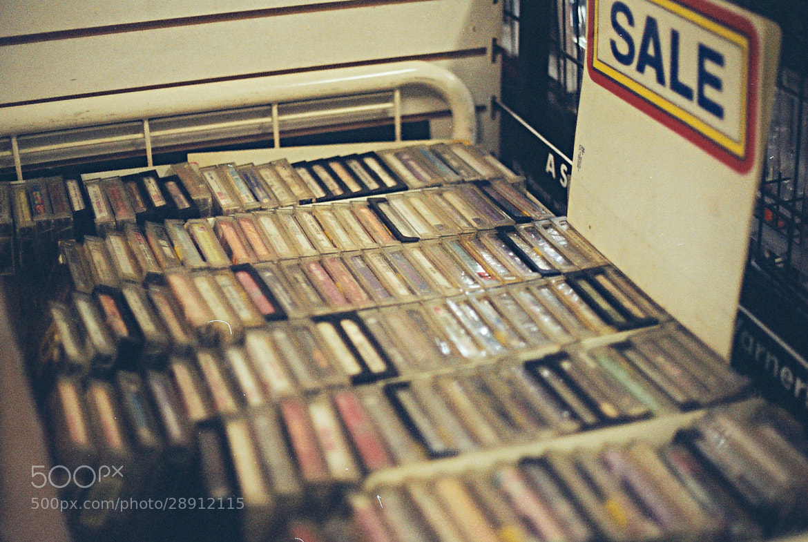 Photograph Tapes by Randy Lee on 500px