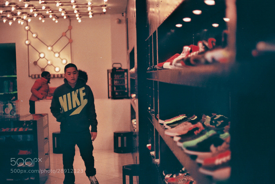 Photograph UbiqLife x Nike by Randy Lee on 500px