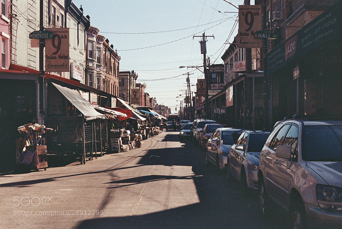 Photograph Side Street by Randy Lee on 500px