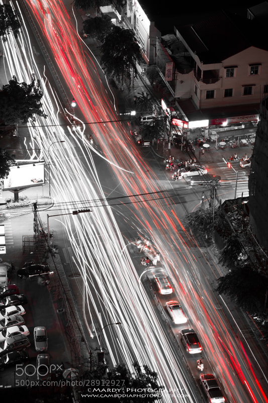Photograph Busy Street by Mardy Suong Photography on 500px