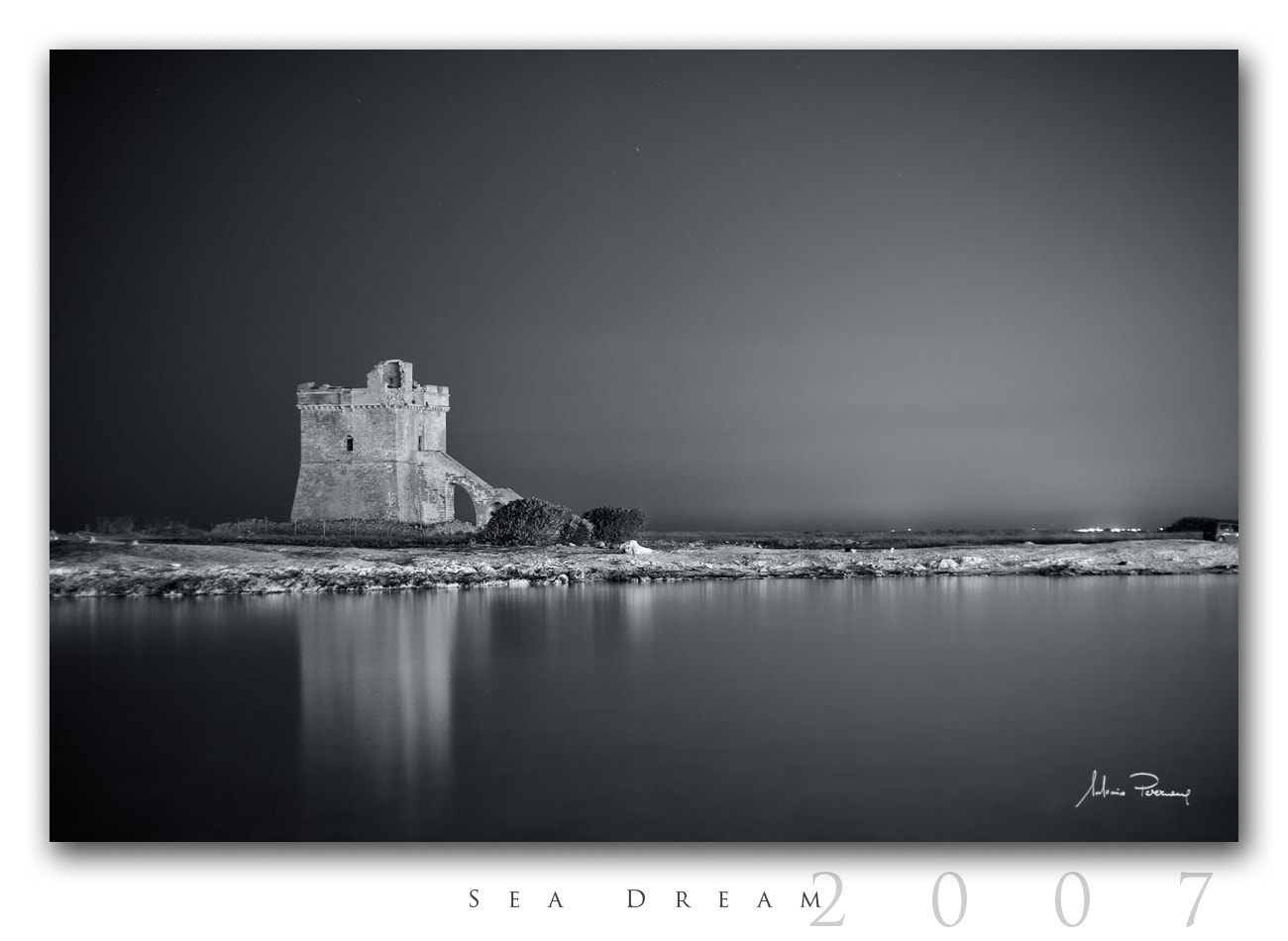 Photograph Sea Dream by Antonio Perrone on 500px