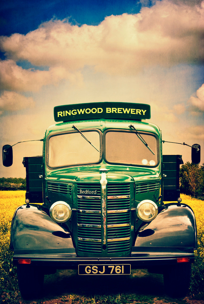 Photograph Ringwood Brewery by Audran Gosling on 500px