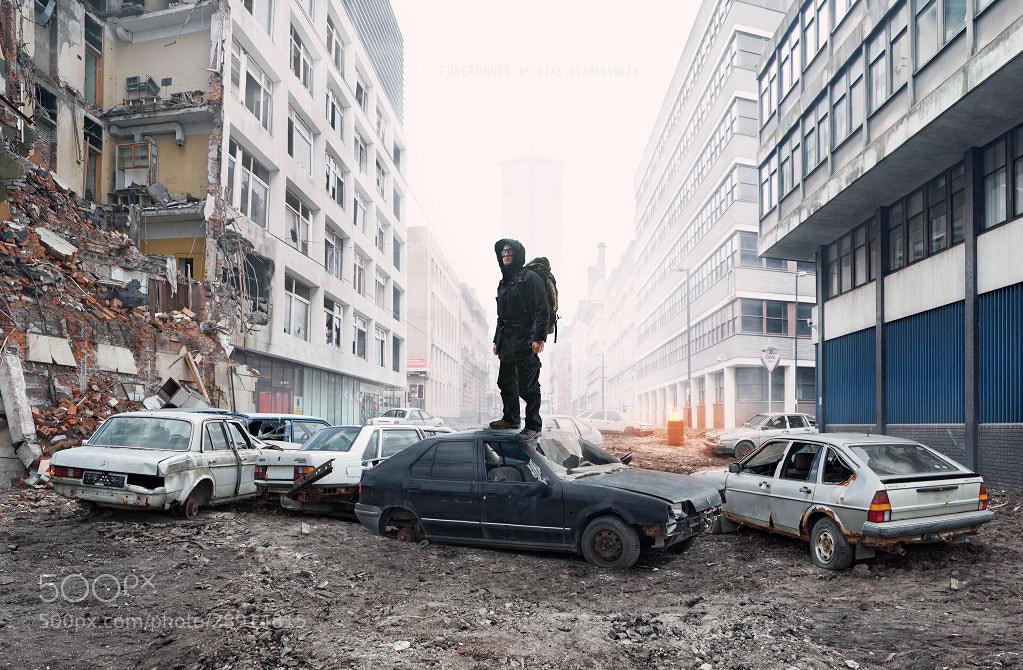 Photograph Forerunner by Стас Станьковский on 500px